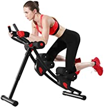 Fitlaya Fitness ab Machine, ab Workout Equipment for Home Gym, Height Adjustable ab Trainer, Foldable Fitness Equipment.