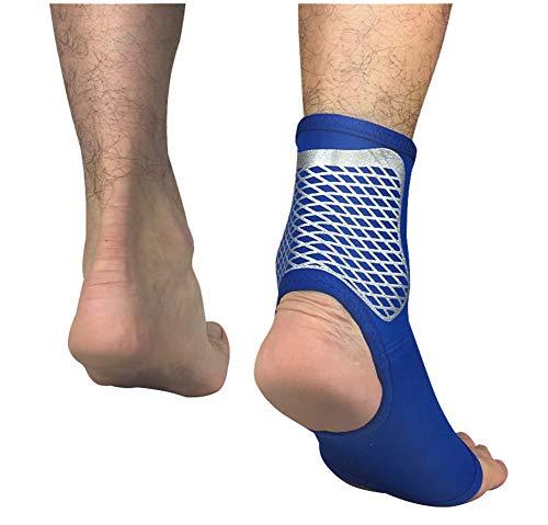 WYYZSS Estabilizador de Tobillo,Soporte de Soporte de Tobillo,aumente su recuperación y Confianza,lo Mejor para la Artritis,la tendinitis y la recuperación del esguince Deportivo