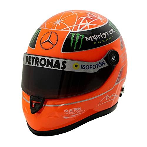 MBA-SPORT Michael Schumacher Final GP - Casco de moto (escala 1:4)