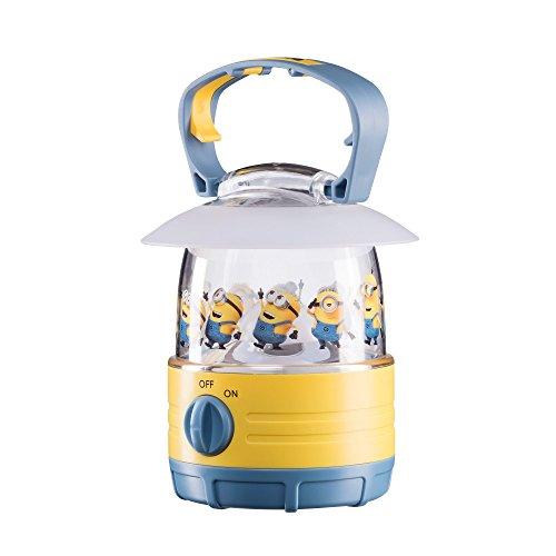 Varta 5 mm LED Minions Lantern Campingleuchte/Nacht-/Taschenlampe, Orientierungslicht, Stimmungslicht, geeignet für Camping und Kinderzimmer mit den Minions