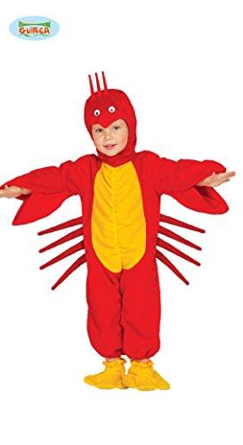 Lobster costume bébé 6-12 mois