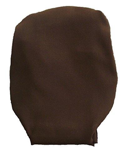 Kelly´s Stoma Cover Copertura per stomia Semplice Copertura per Sacca per stomia Bengaline Marrone Cioccolato