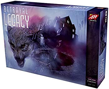 Avalon Hill Betrayal Legacy Board Game