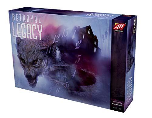 Avalon Hill C4595 - Betrayal Legacy