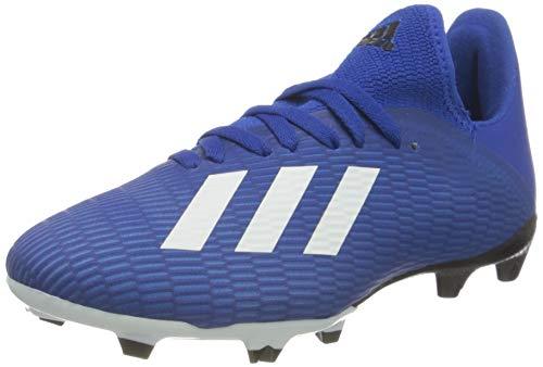 adidas Future 5.3 Netfit Fg/Ag Jr Fußballschuh, Gelb Ultra Yellow Puma Black, 35 EU