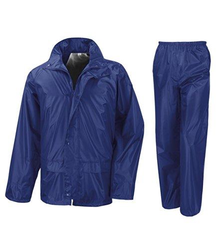 Result - Manteau imperméable - Homme - bleu - XXX-Large