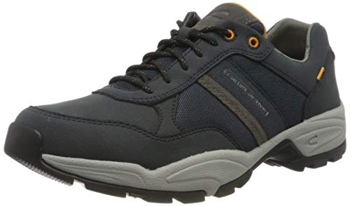 camel active Herren Evolution Derbys, Mehrfarbig (midnight/navy/dk.grey 03), 41 EU (7.5 UK)