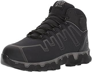 Timberland PRO Men's Powertrain Sport Mid Alloy Toe EH Industrial & Construction Shoe