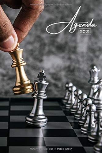 Scritto da A. Jaynda: Agenda 2021 Echecs   Read EPUB PDF