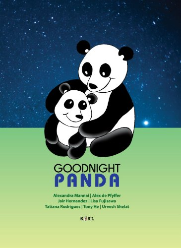Goodnight Panda (Spanish & English - Dual Text)