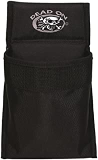 Dead On DO-BBAG Butt Bag Single Pouch Nail and Tool Bag Color, Black