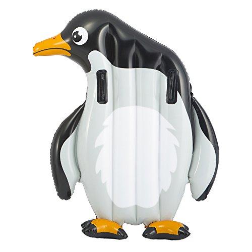 Intex–aufblasbares Krokodil und Pinguin, 112x 114cm, 94x 114cm (58151np)
