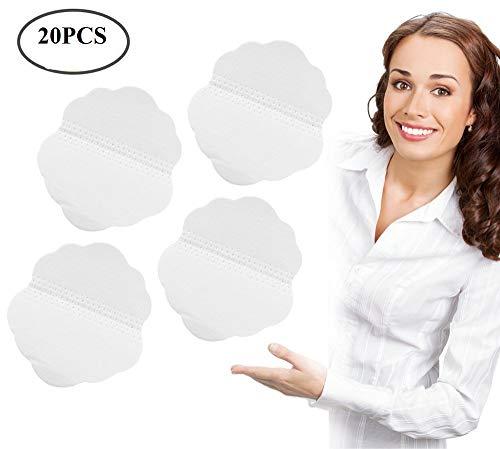 Sudor absorción, almohadillas de sudor de la axila para los