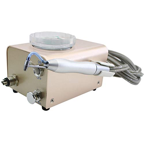TJIRIS Cleaning Teeth Sand Blasting Machine Oral Sandblasting Scaler with Sandblasting Powder