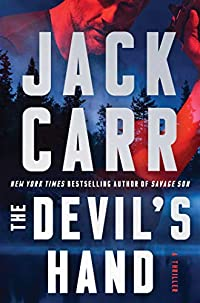 The Devil's Hand: A Thriller (Terminal List Book 4)  cover image