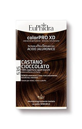 Euphidra Color Pro XD 535 Coloración permanente sin amoniaco ...