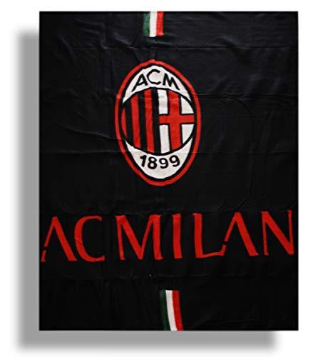 Caldo plaid del Milan