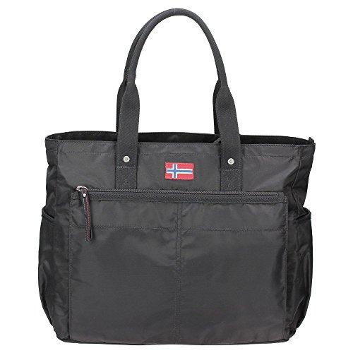 Borsa Mano Donna Nero Napapijri Bag Woman Hel Tote Black N8A03