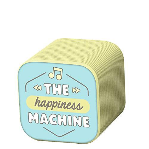 Altavoz portátil Bluetooth 4.0 (5 W) Happiness – Altavoz inalámbrico Original Mr Wonderful, Tribe SPB23800