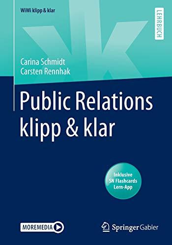Public Relations klipp & klar (WiWi klipp & klar)