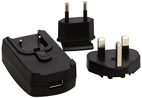 Garmin 010-10635-01 oplader (USB, 230 V, zwart)