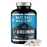 L-arginina 3,2 gramos dosis pura...