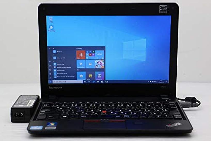 批判的自動車交換【中古】 Lenovo Thinkpad X121e Core i3 2367M 1.4GHz/4GB/320GB/11.6W/FWXGA(1366x768)/Win10