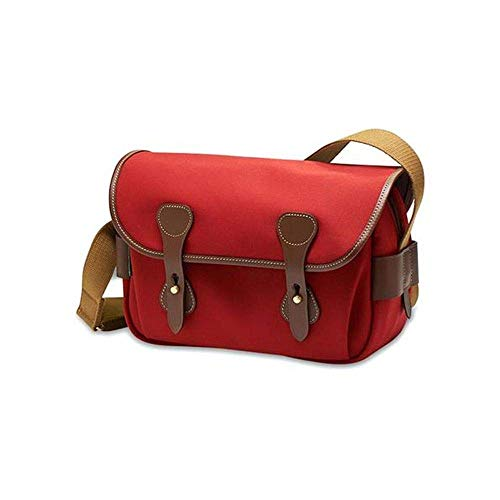 Billingham S3 501514 – 54 – Bolso Bandolera Rojo/Marrón