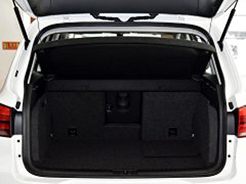 kaungka Cargo Cover for 2010 2011 2012 2013 2014 2015 2016 2017 VW Volkswagen Tiguan Black Rear Trunk Sheld (Can Withstand The Load)
