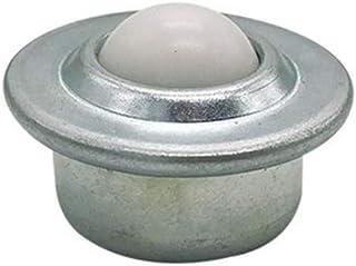 YINGJUN CY-22H (N) 22MM Nylon Plastic Ball Steel Shell Stud Mount kogeltransfereenheid Laadvermogen 30 / 40kgs Transfer Ba...