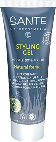 Santé - Soin et Beauté du Cheveu - Gel Coiffant Fixation Naturelle - 50 ml