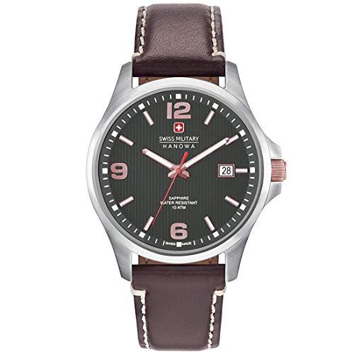 Swiss military hanowa - Reloj de Caballero 06-4277.04.009.09