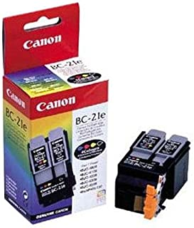 BubbleJet Ink Cartridge, 4000 Page Yield, Tri Color, Sold as 1 each
