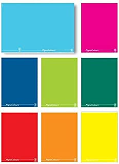 Pigna - 021364210 - CF10 QUADERNI Maxi Colours 10