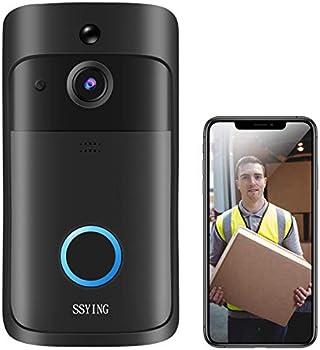 Waterproof 720p HD WiFi Video Doorbell