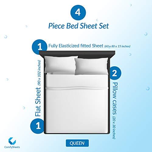 Comfy Sheets Egyptian Cotton Sheets