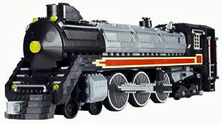 Mega Bloks Steam Locomotive
