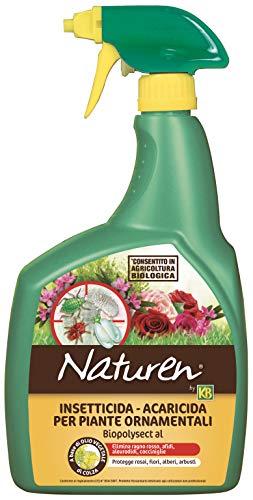 KB Insecticida Acaricida Listo Uso BioPolysect Naturen by, 800ml