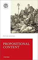 Propositional Content (Context & Content)