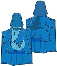Disney Lilo Stitch Youth Hooded Towel Blue Purple 44
