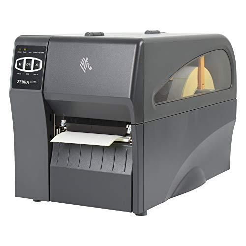 Zebra ZT220 - Impresora de Etiquetas (Transferencia térmica, 203 x 203 dpi, 152 mm/seg, 10.4 cm,...
