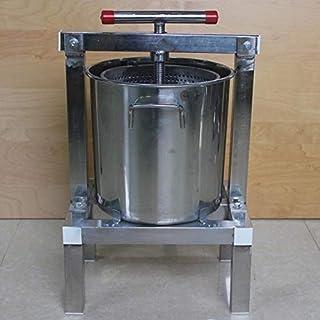 pressoir à miel et opercules inox 10 litres