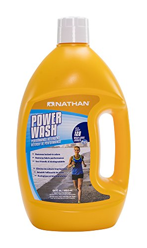 NATHAN NS1344 Power Sport Wash Detergent 64 oz Bottle