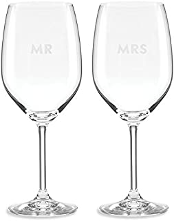 Kate Spade New York 863784 Darling Point Wine, Set of 2, No Color