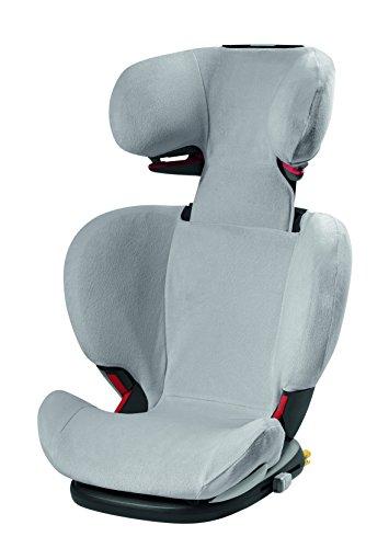 bébé confort RODIFIX Intense Red–Auto-Kindersitz grau