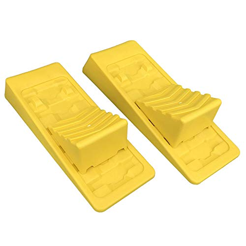 Caravan Motorhome Standard Levelling Ramps With Chocks 5 Tonne Capacity