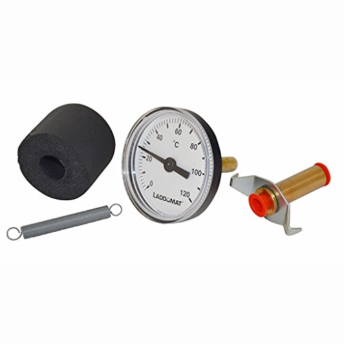 Anlegethermometer TermoQvick 0-120°C