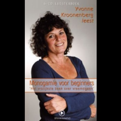 Monogamie voor beginners audiobook cover art