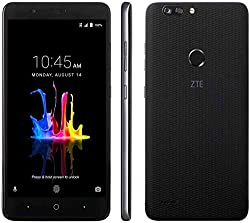 ZTE Blade Z Max Z982 4G LTE - Black