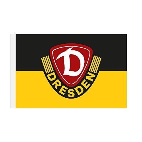 SG Dynamo Dresden Fahne Classic 80 x 120 cm